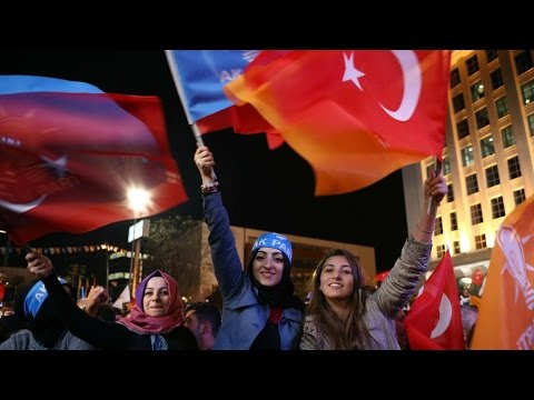 AKP landslide victory at Turkish elections: a glorious victory or the success of chaos?