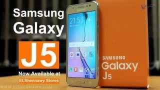 Samsung Galaxy J5 unboxing & Review - Samsung J5 مراجعة