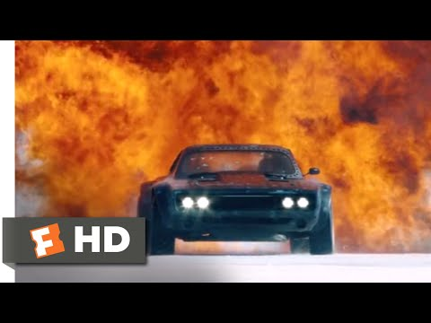 The Fate of the Furious (2017) - Torpedoes Scene (8/10) | Movieclips