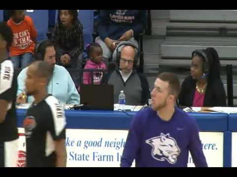 WBB Post-Game Interview: Young Harris at Clayton State - February 15, 2017