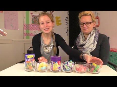 Candy Challenge mit Kathi & Eva | NEUES Spiel mit 6 Süßigkeiten | Lecker bis eklig | Jelly Belly