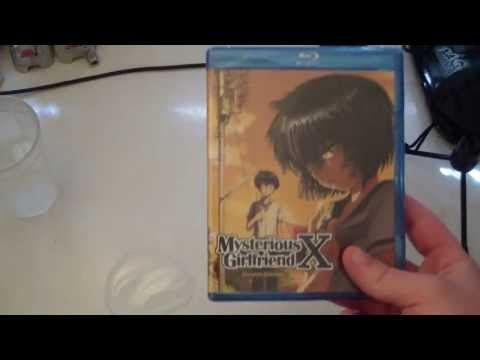 Mysterious Girlfriend X BLURAY Unboxing