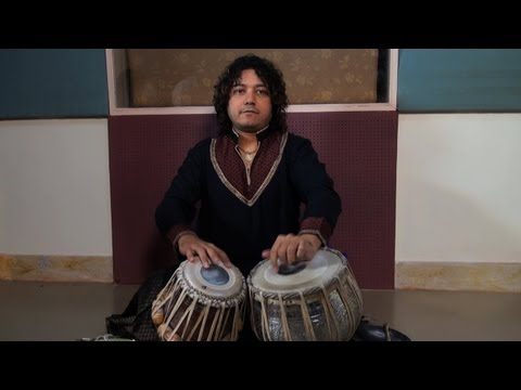 Tabla performance by Subhaijyoti Guha