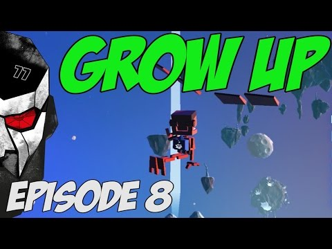 Grow Up Gameplay - Glorious Gliding! - Episode 8