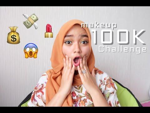 100K Makeup Challenge | Rafchannisa