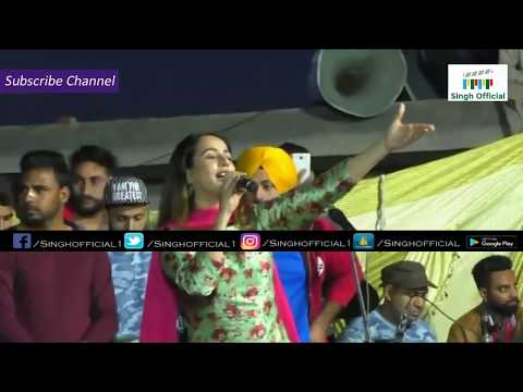 Sunanda Sharma | Live Performance | Official Live Mela Video HD 2018
