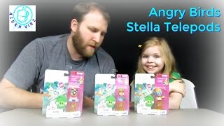 Angry Birds Stella Telepods