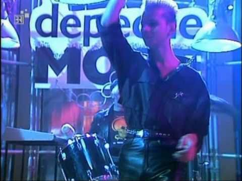Depeche Mode - Master And Servant (Musikladen ARD 10.09.1984 Germany)