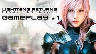 Final Fantasy XIII Lightning Returns  Gameplay HD ITA
