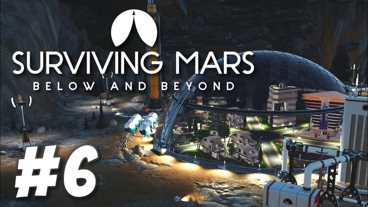Surviving Mars: Below and Beyond - New Ulm (Part 6)