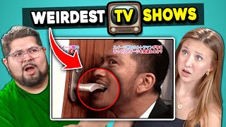 10 Unbelievable Reality Shows You Didn't Know Existed