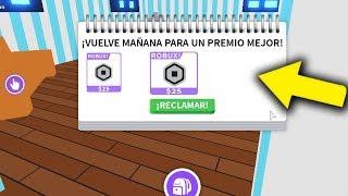 juegos de ROBLOX que prometen Robux gratis 2020