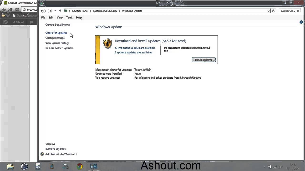 microsoft store windows 8.1 update download