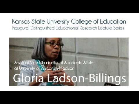 Distinguished Lecture Series: Dr. Gloria Ladson-Billings