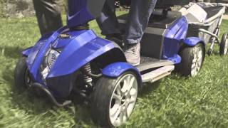 Drive Odyssey GT Power Mobility Four Wheel Scooter