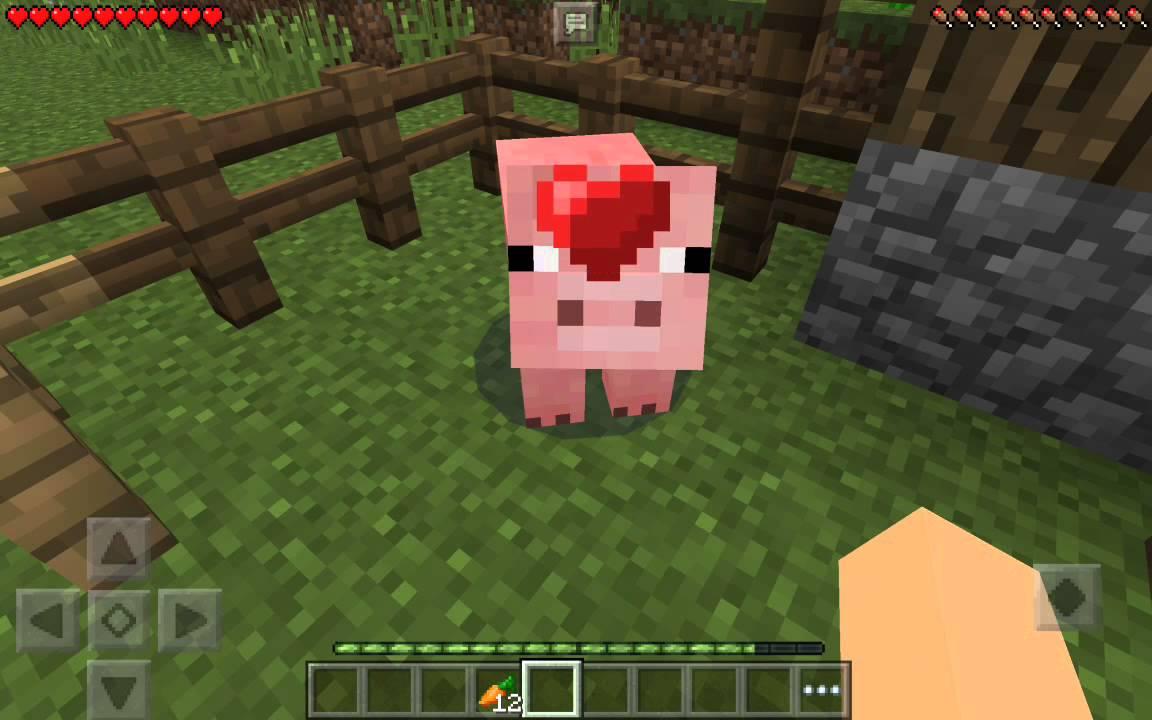 Скачать Minecraft — Pocket Edition 1.9.0.0 для Android