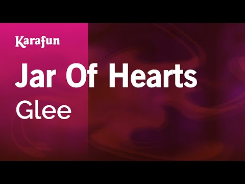 Karaoke Jar Of Hearts - Glee *