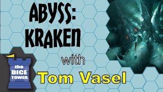 Abyss: Kraken Review - with Tom Vasel