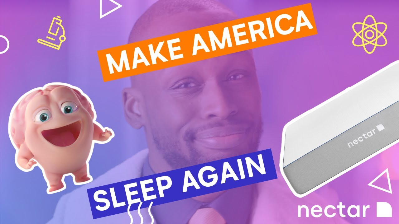 mattress king commercial. Make America Sleep Again | Nectar Mattress King Commercial