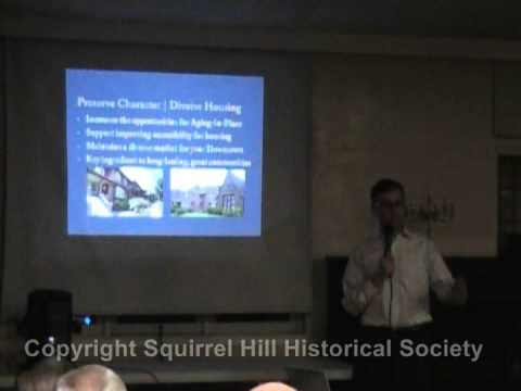 2012 02-14 Squirrel Hill:  A Sustainable Future - Eric Osth