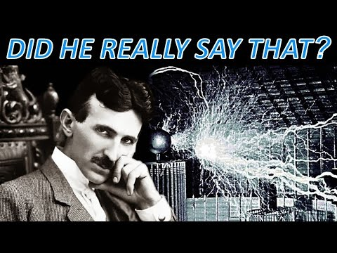 Thumbnail: Nikola Tesla Greatest Secret EXPOSED 2017 The One Thing He Said That NOBODY Mentions