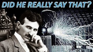vuclip Nikola Tesla Greatest Secret EXPOSED - The One Thing He Said That NOBODY Mentions