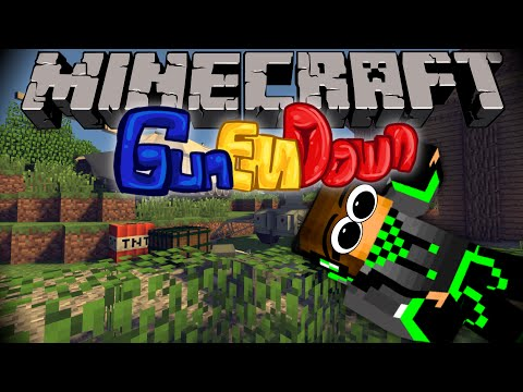 Minecraft - GunEmDown Modpack [With Guns]