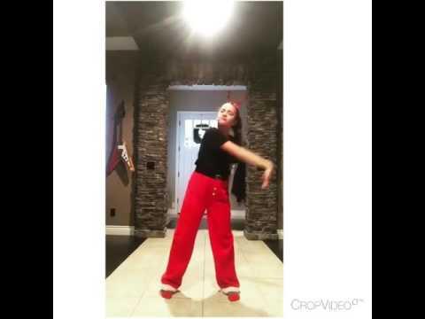 Kaycee Rice - My Friends - Xmas Is Lit Challenge