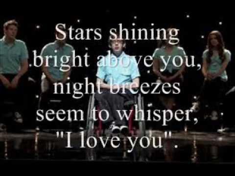 Dream A Little Dream Glee Lyrics