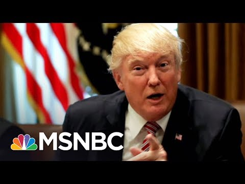 President Donald Trump Maintains Media Attacks Over The Weekend | Morning Joe | MSNBC