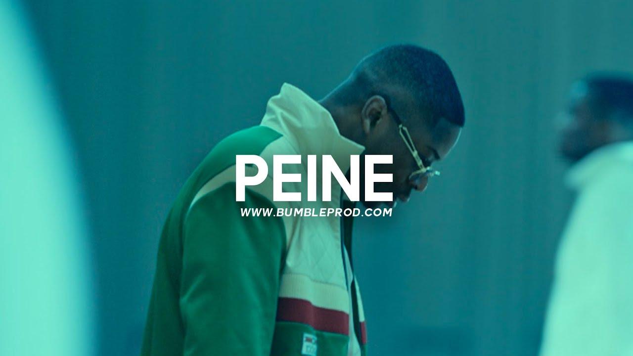 """Ninho x Maes Mélancolique Type Beat Triste - """"PEINE""""   Instru Rap 2021"""