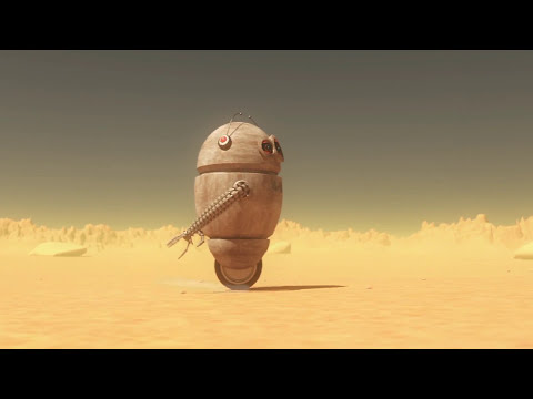 CGI Animated Short Film HD ''THE UNKNOWN LIFE'' by Cebotari Ion