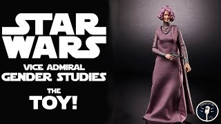 They Are Actually Making an Admiral Holdo Action Figure...