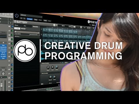 Creative Drum Programming with Risa T
