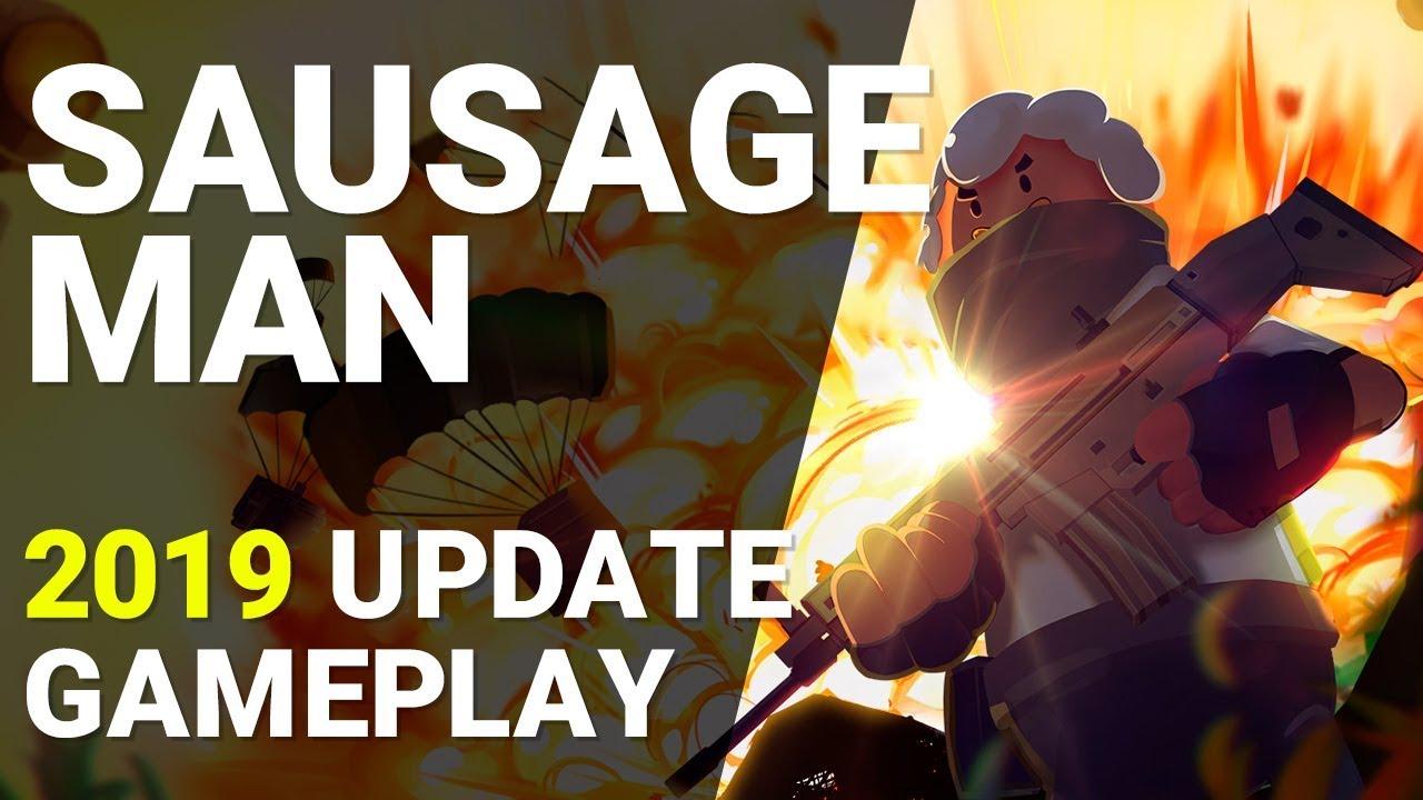Sausage Man 7 77 pour Android - Télécharger