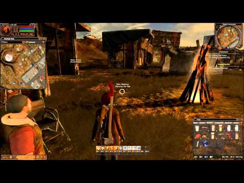 Fallen Earth 18 - Getting the Job Done