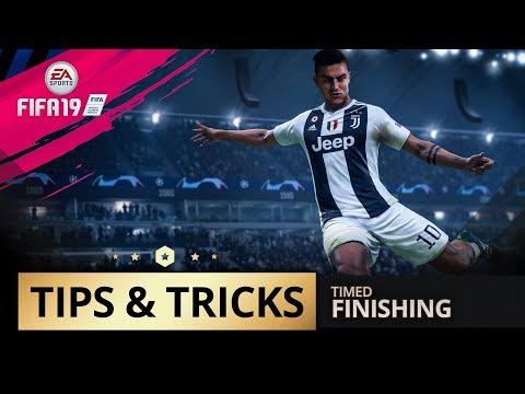 ZO WERKT TIMED FINISHING IN FIFA19 | FIFA 19 TIPS & TRICKS | KOEN WEIJLAND