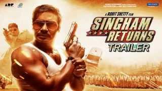 Singham Returns Trailer Releasing on 11th July 2014