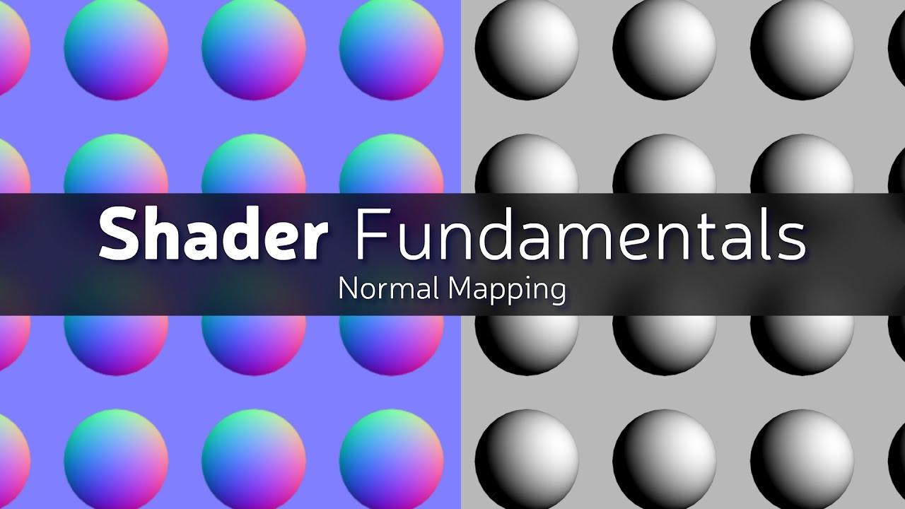 Shader Fundamentals - Normal Mapping