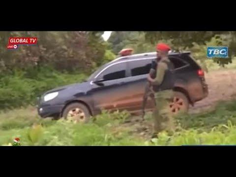 UHALIFU MPAKANI mwa TANZANIA na MSUMBIJI POLISI WATIA KAMBI NEWALA -TBC1