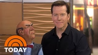 Ventriloquist Jeff Dunham And Walter Are 'Unhinged' | TODAY