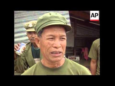 Cambodia - Khmer Rouge defectors