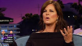 Marcia Gay Harden Loves Seeing Her Code Black Billboard