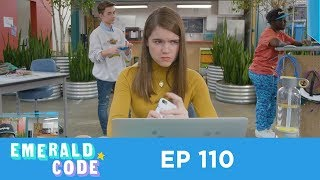 Emerald Code - Emerald Code | Bricked | Learn to Code | Season 1 Episode 10 | Get into STEM | HD thumbnail