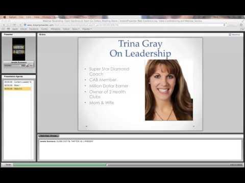 Week 7 Part 1 - Trina Gray on Leadership