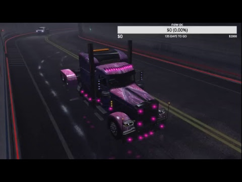 Peterbilt Modified v 2.2.1 ATS 1.32.x Truck American Truck Simulator 1.32
