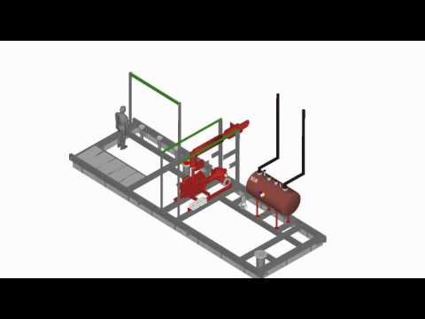 hqdefault 3d fire pump house animation youtube