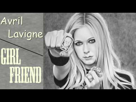Avril Lavigne - Girlfriend ( Instrumental )