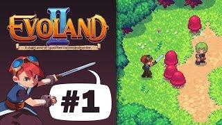 EVOLAND 2 : le retour du RPG de l