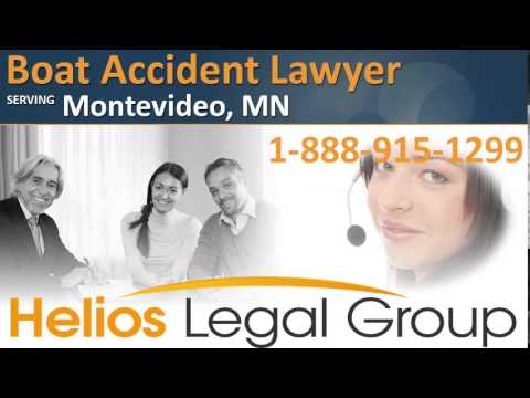Montevideo Boat Accident Lawyer & Attorney - Minnesota